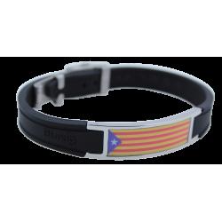 Pulsera Bandera Estelada de Cataluña...